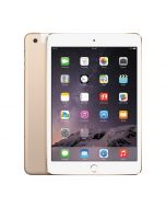 Apple iPad Mini 3 with WiFi + Cellular (Gold, 128GB, RAM 1GB)