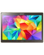 Samsung Galaxy Tab S 10.5 with WiFi + Cellular (Titanium Bronze, 16GB, RAM 3GB)