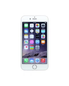 Certified Pre-Owned Apple iPhone 6 (Silver, 16GB, RAM 1GB) (Perfect Condition with 6-Months Warranty)