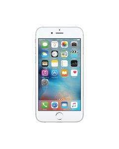 Certified Pre-Owned Apple iPhone 6s (Silver, 128GB, RAM 2GB) (Perfect Condition with 6-Months Warranty)
