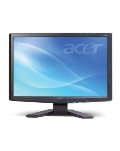 acer X213 Hbid LCD 21 inch Monitor (Black)