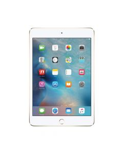 Apple iPad Mini 4 with WiFi (Gold, 128GB, RAM 2GB)