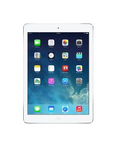 Apple iPad Air with WiFi + Cellular (Silver, 16GB, RAM 1GB)