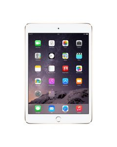 Apple iPad Mini 3 with WiFi (Gold, 16GB, RAM 1GB)