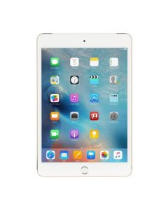 Apple iPad Mini 4 with WiFi + Cellular (Silver, 16GB, RAM 2GB)