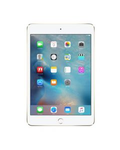 Apple iPad Mini 4 with WiFi (Gold, 32GB, RAM 2GB)