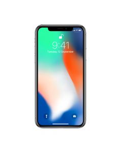 Apple iPhone X (Silver, 256GB, RAM 3GB)
