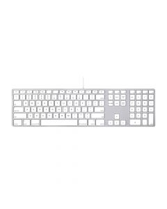 Apple Keyboard with Numeric Keypad (White)