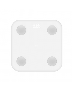 Xiaomi Mi Body Fat Smart Scale (White)
