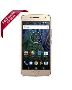 Motorola Moto G5 Plus (Fine Gold, 32GB, RAM 4GB)