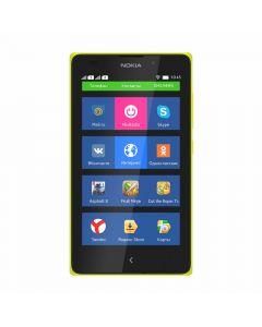 Nokia XL Dual (Yellow, 4GB, RAM 0.77GB)