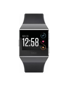 Fitbit ionic Smartwatch (Black)